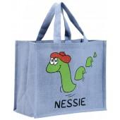 JB13 Shopping Bag-NESSIE