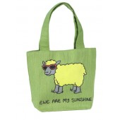 JB31 Tote Bag-EWE ARE MY SUNSHINE