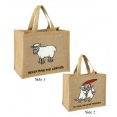 JB32 Shopping Bag-NEVER MIND THE WEATHER, SO LONG AS WE'RE TOGETHER