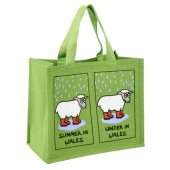 JB34 Shopping Bag-SUMMER/WINTER IN WALES