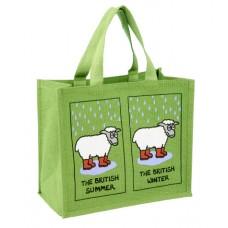 JB35 Shopping Bag-BRITISH SUMMER/WINTER
