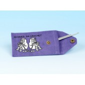 JB36 Crochet Hook Holder-Lilac