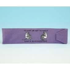 JB37 Knitting Needle Holder-Lilac