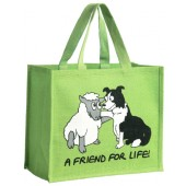 JB5 Shopping Bag-A FRIEND FOR LIFE