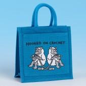 JB59 Crochet Bag-Turquoise
