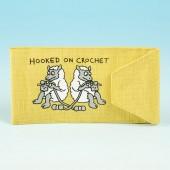 JB86 Crochet Hook Holder-Yellow