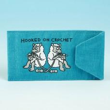 JB87 Crochet Hook Holder-Turquoise