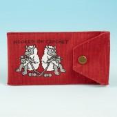 JB51 Crochet Hook Holder-Bright Red