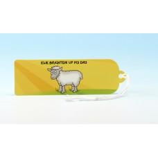 B19 Bookmark-EWE BRIGHTEN UP MY DAY