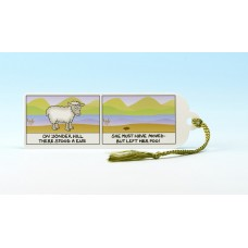 B22 Bookmark-LITTLE POEM SHEEP