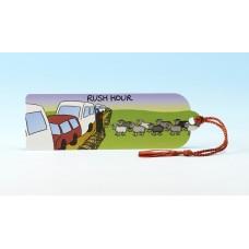 B7 Bookmark-RUSH HOUR