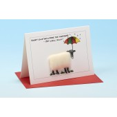 S101 Sheep Card-GET WELL SOON