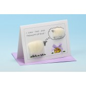 S111 Sheep Card-I SAW THIS AND THOUGHT OF EWE