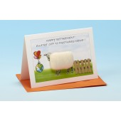 S137 Sheep Card-HAPPY RETIREMENT