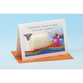 S146 Sheep Card-HAPPY BIRTHDAY TO EWE, IT'S TIME TO PART