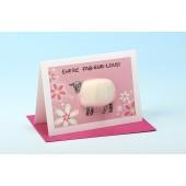 S147 Sheep Card-EWE'RE FAB-EWE-LOUS