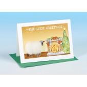 S163 Sheep Card-Y-EWE-LTIDE GREETINGS