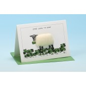 S2 Sheep Card-GOOD LUCK TO EWE