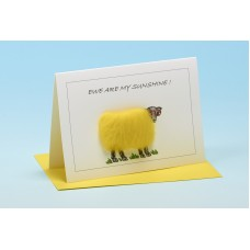 S23 Sheep Card-EWE ARE MY SUNSHINE