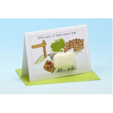 S64 Sheep Card-NEWE JOB