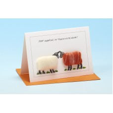 S77 Sheep Card-JUST KEEPING IN TOUCH WITH EWE