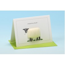S9 Sheep Card-MISSING EWE