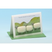 SG22 Personalised Sheep Card-RUSH HOUR IN . . . . . . . . . .