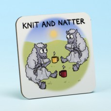 5215 Coaster-KNIT AND NATTER