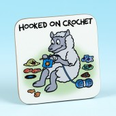 5222 Coaster-HOOKED ON CROCHET