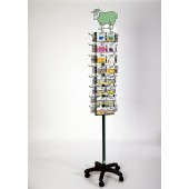 MAGKEY- Magnet Floor Spinner Stand