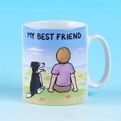5174 Mug-MY BEST FRIEND