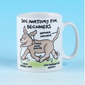 5176 Mug-DOG ANATOMY
