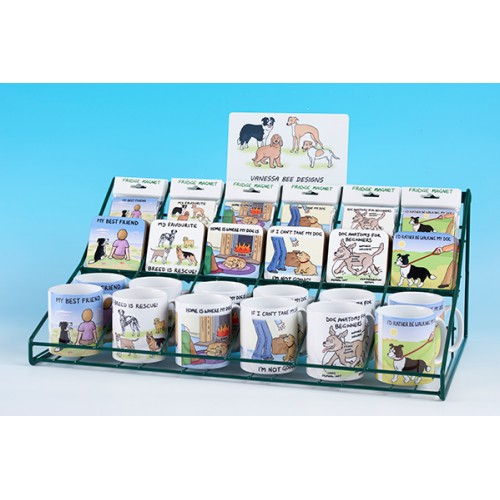 Cs5 Mug Coaster And Fridge Magnet Counter Stand