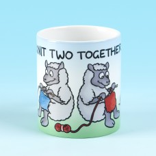 5121 Mug-KNIT TWO TOGETHER