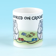 5122 Mug-HOOKED ON CROCHET