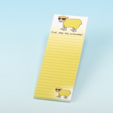 3101 Magnetic Memo Pad-EWE ARE MY SUNSHINE