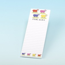 3103 Magnetic Memo Pad-FOUR EWES
