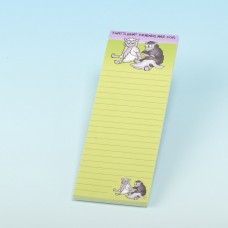 3108 Magnetic Memo Pad-THAT'S WHAT FRIENDS ARE FOR