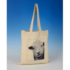 8602 Shopper Bag-MARK CHARLES-SHEEP