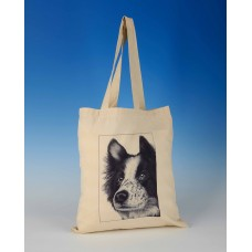 8609 Shopper Bag-MARK CHARLES-COLLIE