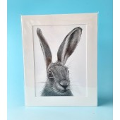 8419 Mounted Print-MARK CHARLES-HARE