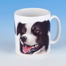 8111 Mug-MARK CHARLES-COLOURED COLLIE