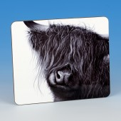 8305 Placemat-MARK CHARLES-HIGHLAND COW