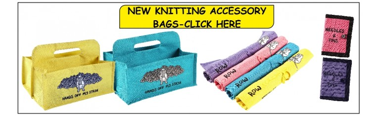 New Knitting Accessory Bags
