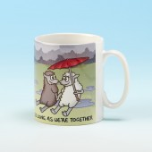 5106 Mug-NEVER MIND THE WEATHER, SO LONG AS WE'RE TOGETHER