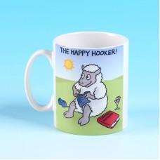 5137 Mug-THE HAPPY HOOKER
