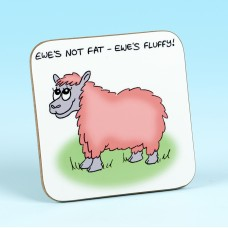 5242 Coaster-EWES NOT FAT EWES FLUFFY