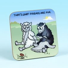 5243 Coaster-THATS WHAT FRIENDS ARE FOR