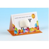 S130 Sheep Card-HAPPY BIRTHDAY-ASSORTED AGES