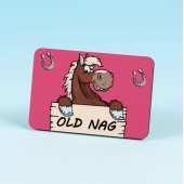 6148 Fridge Magnet-OLD NAG